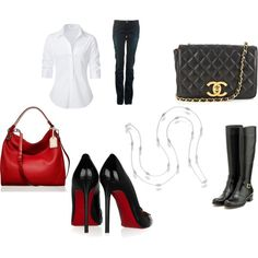 Polyvore...my new favorite website