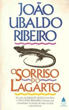 meio sorriso...João Ubaldo Ribeiro | O sorriso do lagarto