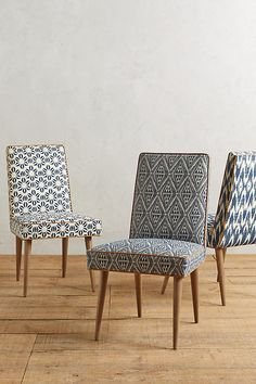 Ikat Zolna Chair | Anthropologie