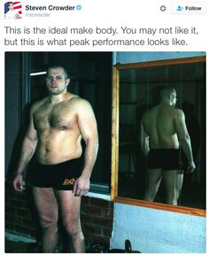 "nice 17 Times The ""Ideal Male Body"" Meme Was Hilarious In 2016"