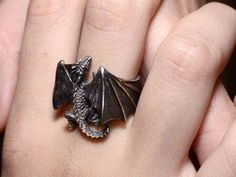 Dragon ring. I have a mighty need.