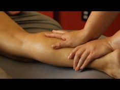 How to Massage the Back of Legs | Deep Tissue Massage Techniques - Watch more Deep Tissue Massage Techniques videos: http://www.howcast.com/guides/857-Deep-Tissue-Massage-Techniques Subscribe to the Howcast Health Channel - http://massage.mynewsportal.net/2013/04/how-to-massage-the-back-of-legs-deep-tissue-massage-techniques/