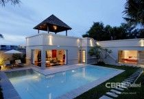 Phuket Villa Resale (PKS0163) - The Residence its a luxurious three bedroom villa, built to impeccable European standards, is located at The Residence Resort & Spa.