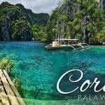 Travel Coron Island Palawan In Philippines