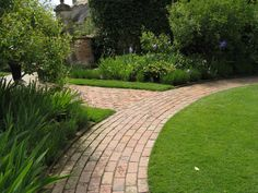 Image result for curved path