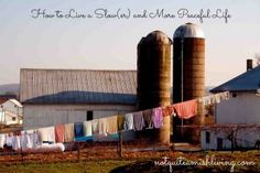 Too often we rush through life.We speed through our neighborhoods and cities without truly seeing what we're passing. We don't have time for friends, and because of that when we truly need a friend no one is around. In the Amish community, travel is done at the speed of a buggy. They attend