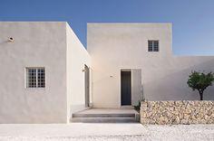 Villas of Sicily, Casa Vendicari. Project by Architect Daniele Rossi