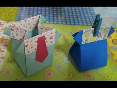 495.티셔츠상자접기.오월의장미.origami - YouTube Gato Origami, Diy Origami, Origami Paper, Origami Boxes, Origami Candy, Origami Ball, Origami Instructions, Origami Tutorial, Envelopes