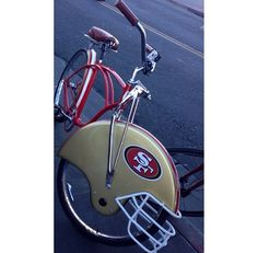 Now that's what I call a NINER bike.