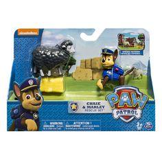 PAW Patrol reddingsset met pups  Speel de leukste avonturen uit de serie PAW Patrol na met deze reddingsset en je favoriete pups!  EUR 12.99  Meer informatie