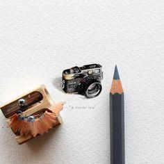 Karıncalar İçin 365 Minyatür Kartpostal #karinca #ant #LorraineLoots #artmanik #sanat