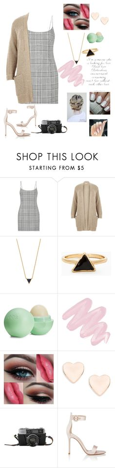 """""""Kiwi"""" by gabrielle1000love ❤ liked on Polyvore featuring Alexander Wang, River Island, Gorjana, Eos, Obsessive Compulsive Cosmetics, Ted Baker and Gianvito Rossi"""