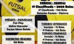 Veiros: VII Torneio de Futsal