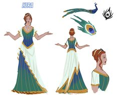 Percy Jackson Gods, Percy Jackson Fan Art, Greek Goddess Art, Greek Gods And Goddesses, Greek Mythology Humor, Mythological Characters, Bff Drawings, Hades And Persephone, Lore Olympus