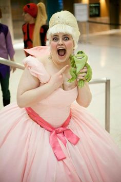 THIS IS THE BEST COSPLAY OF ALL TIME YOUR ARGUMENT IS INVALID   Charlotte La Bouff