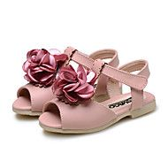 Baby+Shoes+Wedding+/+Outdoor+/+Dress+/+Casual+Leatherette+Sandals+Blue+/+Pink+/+Beige+–+USD+$+52.00