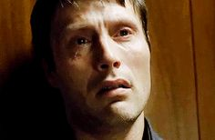 Seeing Mads cry destroys me.