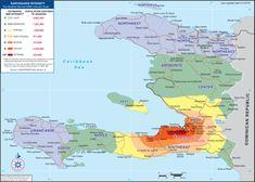 Port Au Prince rests on a triple faultline.
