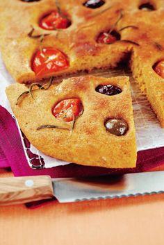 Porkkanafocaccia | Italia | Pirkka #food #Italy