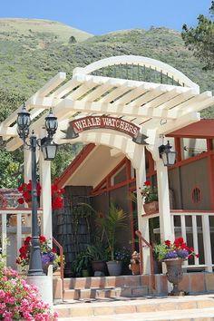WHALE WATCHERS CAFE  #GordaSpringsResort #BigSur #CA #lodging #hotel #wedding #whalewatching