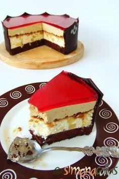 Pagina nu a fost găsită - simonacallas Best Pastry Recipe, Pastry Recipes, Cake Recipes, Dessert Recipes, Pasta Cake, Caramel Pears, Romanian Desserts, Mousse Cake, Sweet Cakes