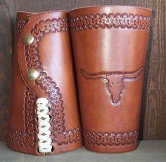 Past Made Cowboy Cuffs