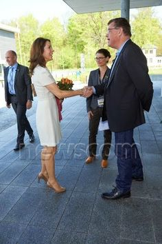 Princess Mary attended an Amnesty International conference which was held in Nyborg.