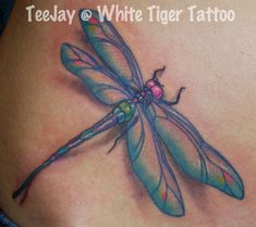 search fot dragon fly tatoos | Dragonfly Tattoo Picture | Last Sparrow Tattoo