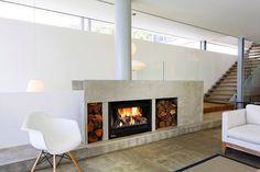850 Universal wood burning fireplace by Jetmaster www.jetmaster.co.za