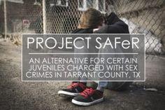 Project SAFeR: Juvenile Sex Crime Diversion Program in Fort Worth