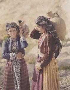 kurds in Zaxo, date unknown