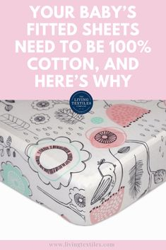 Buy Baby's Fitted Sheets at Living Textiles. Organic cotton, chemical-free fitted & flat sheets for cribs, cots & cot beds, prams & Moses baskets. Order now. Best Crib, Tiring Day, Baby Care Tips, Thing 1, Cool Pins, Everything Baby, Love You All, Nursery Room, Breastfeeding