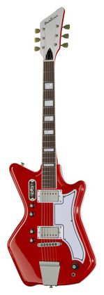 Eastwood Guitars Airline 59 2P Red #Thomann