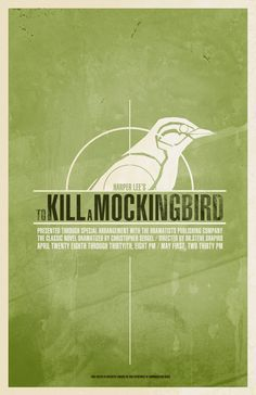 ☑ Great front cover, excellent read, classic.  To Kill a Mocking Bird- Harper Lee