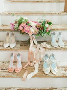 'Eternal' The Exquisite Bridal Shoes Collection for 2016 from Bella Belle