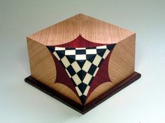 Under My Skin - by BritBoxmaker @ LumberJocks.com ~ woodworking community