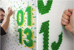 DIY : Bubble Wrap Typography   DIY & Crafts Tutorials