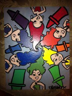 my Color Wheel!