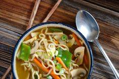 This looks great! To keep it vegan replace eggs with tofu & make sure noodle choice is vegan.