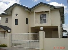 Trinidad And Tobago Vistabella Happy Hill Drive 2 Storey 4 Bedroom Fully Furnished Home With Pool And Loft 1 Year Old Pool Houses Old Houses House Styles
