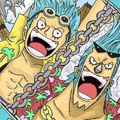 Franky - One Piece