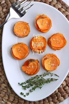 GF Sweet Potato Stacks