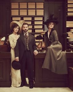 Mr Selfridge, the man who shaped the vision and fun of shopping malls