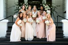 Beautiful bridesmaid dresses available to rent for under $100! Only at Vow To Be Chic!