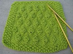 Floralshowers | 5 Awesome Knitted Dishcloth Patterns | FloralShowers