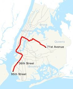 The R Broadway Local is a rapid transit service in the B Division of the New York City Subway.
