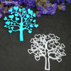 Best Wishes Metal Cutting Dies Stencils for Scrapbooking  Cards Making Decor、Fad