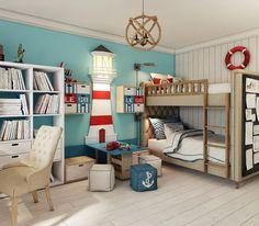 красивая детская мебель