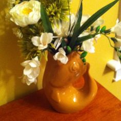 I love my gurgle jug from MBrann in Mashpee.