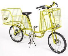 大賣場採買車:Christophe Machet Camioncyclette